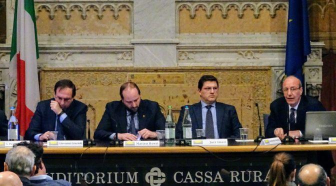 """INIZIA A TREVIGLIO IL CONFRONTO SULLA """"PIANURA FUTURA"""""""